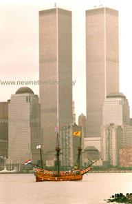 The Halfmoon under the World Trade Center